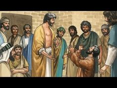 Jesus' Appearance to the Disciples and Thomas :: Jesus appears to His disciples and shows them His hands and side (John Jesus Appearance, John 20 19, Doubting Thomas, Sunday School Lessons, Holy Week, His Hands, Catholic, Religion, In This Moment