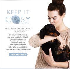Keep it Cosy - shop Knitwear