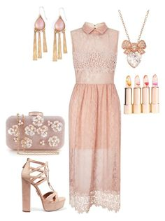 """""""Untitled #1030"""" by ayeeeitsfatso ❤ liked on Polyvore featuring Miss Selfridge and Aquazzura"""