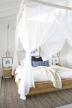 The country way of life is extremely relaxing. As well as it would certainly profit you to have a rustic bedroom design. That being stated, right here are Rustic Bedroom Ideas. Bohemian Bedrooms, Coastal Bedrooms, Bohemian Living, Bohemian Decor, Coastal Living, Eclectic Bedrooms, Bohemian Homes, White Bohemian, Coastal Style