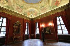 Palazzo Saluzzo Paesana, #Torino, durante la mostra dedicata a Ray Cesar