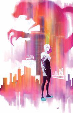 SPIDER-GWEN #1 JASON LATOUR (w) • ROBBI RODRIGUEZ (a/C)