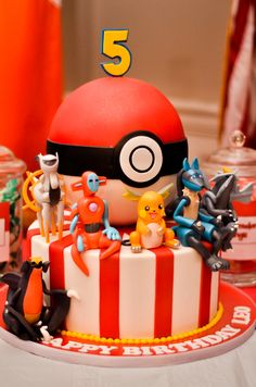 Pokemon Party. ok, i want this one for my birthday. i love pokemon!
