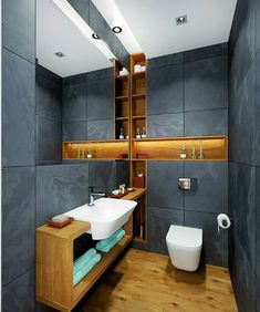 bathroom remodel wainscotting is categorically important for your home. Whether you pick the bathroom renovations or minor bathroom remodel, you will create the best remodel a bathroom for your own life. Bathroom Toilets, Wood Bathroom, Bathroom Layout, Bathroom Flooring, Modern Bathroom, Bathroom Ideas, Bathroom Niche, Bathroom Remodeling, Master Bathroom