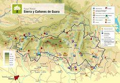 Nos plus belles photos de la Sierra de Guara en Espagne - canyoning en Sierra de Guara a l'auberge Puente l'Albarda Aragon, Parque Natural, Sierra, Belle Photo, Photos, Comme, Travel, Maps, Bridges