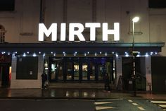 Mirth, Marvel and Maud – 186 Hoe St.