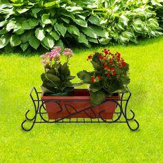 Suporte Vaso de Chão Pequeno :: Aramado.com