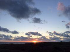 Die Sonne ist weg.      Holland