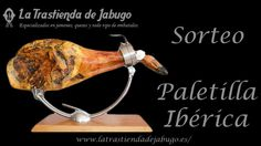 Sorteo de Paleta ibérica.