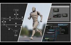 Advanced Locomotion System V1 - アンリアルエンジン4向けリアル系移動アニメーション制御システム