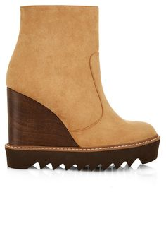 Stella McCartney boot, $655, matchesfashion.com.   - HarpersBAZAAR.com