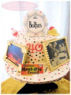 Hobby Inspired Cake