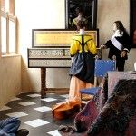 Inventor Spends Five Years Trying to Determine if Vermeer's Paintings Are 350-year-old Color Photos