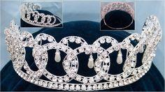 Replica Grand Dutchess Vladimir's Crown Tiara Bridal