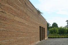 Rammed-Earth Walls | Loam Clay Earth, Martin Rauch, Vorarlberg