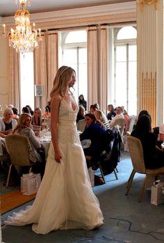 2016 Jenny Packham Bridal Event at the Mandarin Oriental Hotel London - Constance Gown #JennyPackham #Bridal