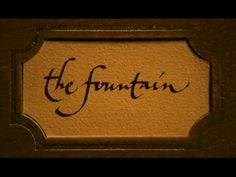 The Fountain - Darren Aronofsky Director's Commentary Remastered - YouTube