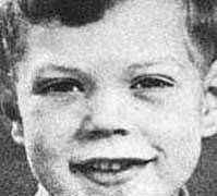 Mick Jagger when young