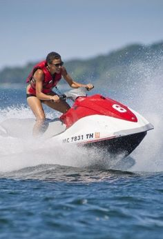 Jet skiing - I actually tried this already and love it, but want to do some more!