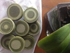 recette-savon-saf-menthe Diy Savon, Handmade Soaps, Soap Making, Bath And Body, Household, Artisan, Cosmetics, Homemade, How To Make