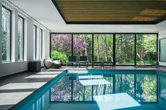Turning Point: Minimal Toronto House by Paul Raff   Projects   Interior Design