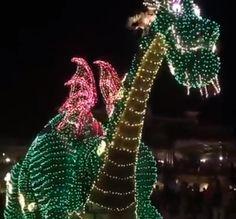 Pete's Dragon - Disney Electric Parade