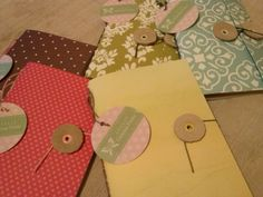 cadernetas