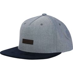 53030038daa Oxford Snapback Hat ( 30) ❤ liked on Polyvore featuring men s fashion