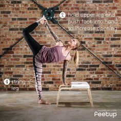 FeetUp® the Inversions Trainer for Yoga, Fitness and Relaxation Best Weight Loss, Weight Loss Tips, Pilates, Yoga Trainer, Non Plus Ultra, Restorative Yoga, Yoga Poses For Beginners, Ashtanga Yoga, Yoga Benefits
