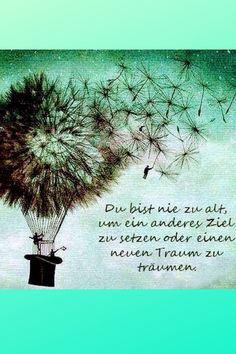 German Quotes, German Words, True Words, Happy Birthday, Change, Thoughts, Motivation, Life, Inspiration