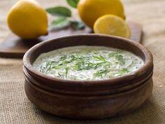 Lemon-Dill Dip, GreatPartyRecipes.com