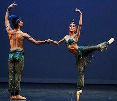 """""""Le Corsaire"""" at Ballet De Santiago"""
