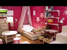 Toddler bedroom furniture ikea video and photos madlonsbigbear com Ikea Childrens Bedroom, Ikea Bedroom Sets, Toddler Bedroom Sets, White Bedroom, Ikea Kids Furniture, Ikea Bedroom Furniture, Painting Ikea Furniture, Children Furniture, Furniture Stores