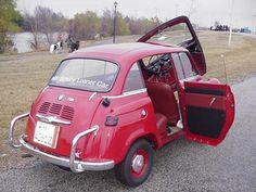 1958 BMW Car
