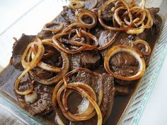 Quick Recipe for Philippine Bistek – the Filipino Beefsteak