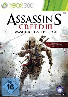 Assassin's Creed 3 - Washington Edition: Xbox 360: Amazon.de: Games