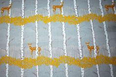 "blend Fabrics ""Timber&Leaf"""