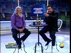 Toni Rodrigues - SBT - Programa do Ratinho 16/05/2013 - Dois Dedos de Pr...