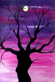 The Witching Hour by Sandy Wager. http://artbysandywagercom.weebly.com/#/