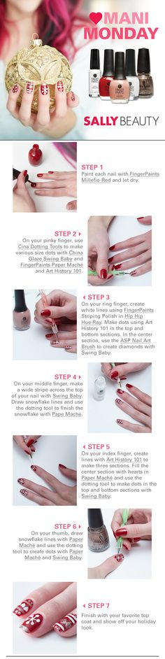 Mani Monday: Get the Holiday Look