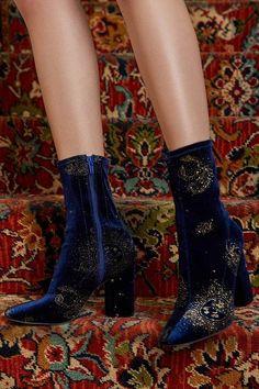 Urban Outfitters Imported Soft Velvet Celestial Design.#affiliatelinking ,