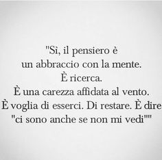 Italian Phrases, Italian Quotes, Words Quotes, Me Quotes, Andrea Camilleri, Writer Quotes, My Emotions, Some Words, Beautiful Words