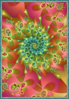 ♥ ⊰❁⊱ For Coco by Pinkal09. ⊰❁⊱ (fractal art)