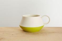 Pistachio Mug by Rachel Cox ceramics