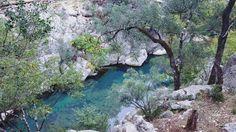 Burdur, Burdur konumunda Yazılı Kanyon Tabiat Parkı