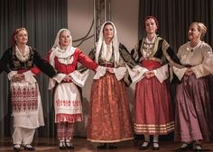 Greek Traditional Dress, Traditional Outfits, Folk Clothing, Greek Clothing, Greek Costumes, Greek Culture, Greek Apparel, Folk Dance, Folk Costume