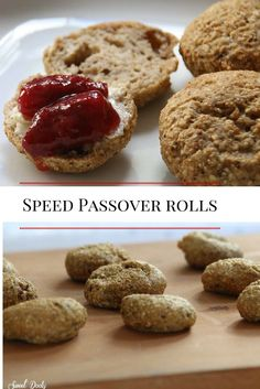 Speed Passover Rolls #recipe #passover #yummy!