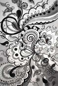 Jubilation by Susanne McGinnis Prints available Different Shapes, Fine Art Paper, Markers, Saatchi Art, Original Paintings, Ink, Watercolor, Art Prints, Black And White