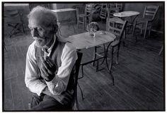 "Owner of the cafe.""A Greek Portfolio"" Costa Manos/Magnum Photos Museum Of Fine Arts, Museum Of Modern Art, Book Of Life, The Book, Benaki Museum, Eastman House, Photographer Portfolio, Art Institute Of Chicago, Magnum Photos"