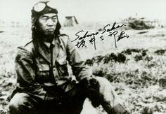 Piloto Ás Japonês - Saburo Sakai